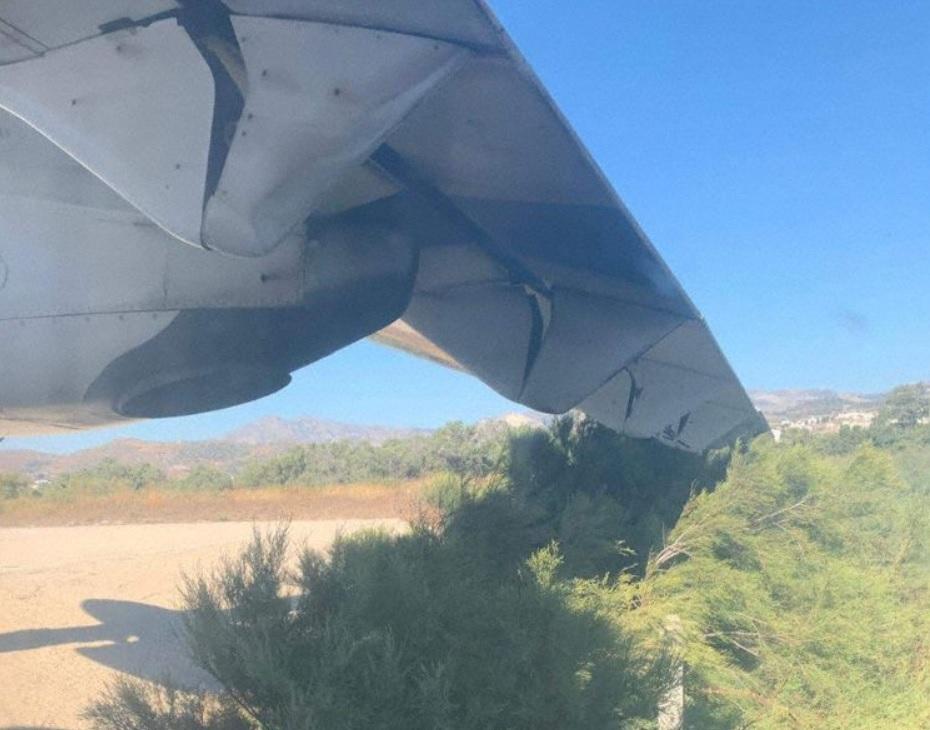 ATR 42 Sky Express Acidente Nexos