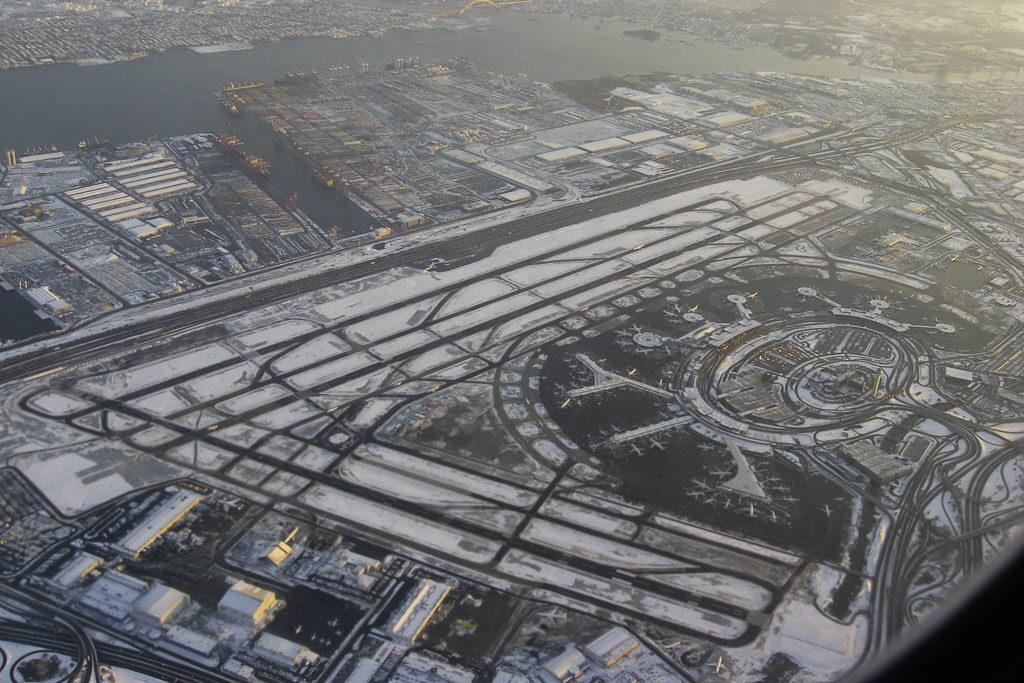 Aeroporto Newark Liberty New York