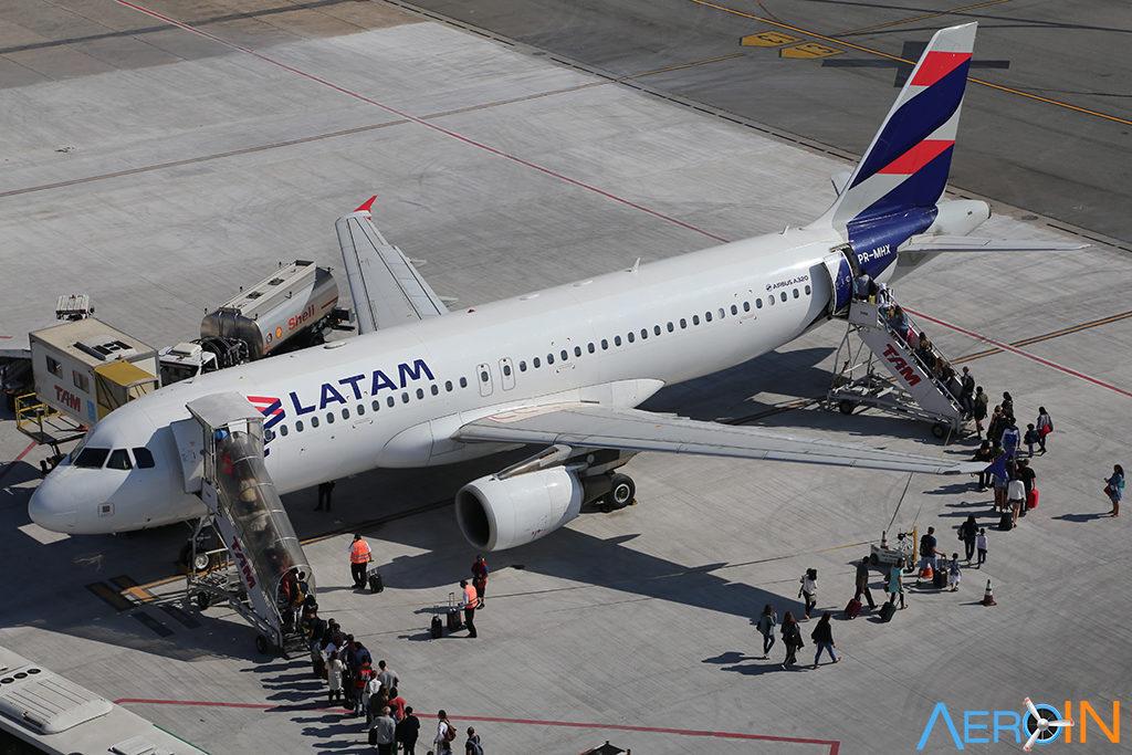 LATAM Brasil A320