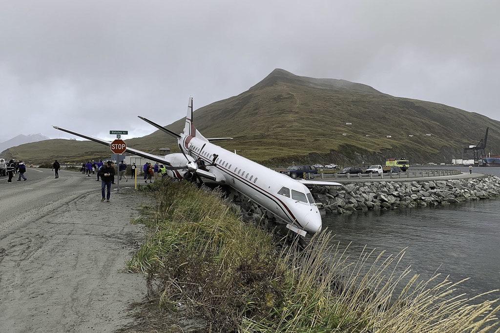 PenAir Saab 2000 Acidente Unalaska