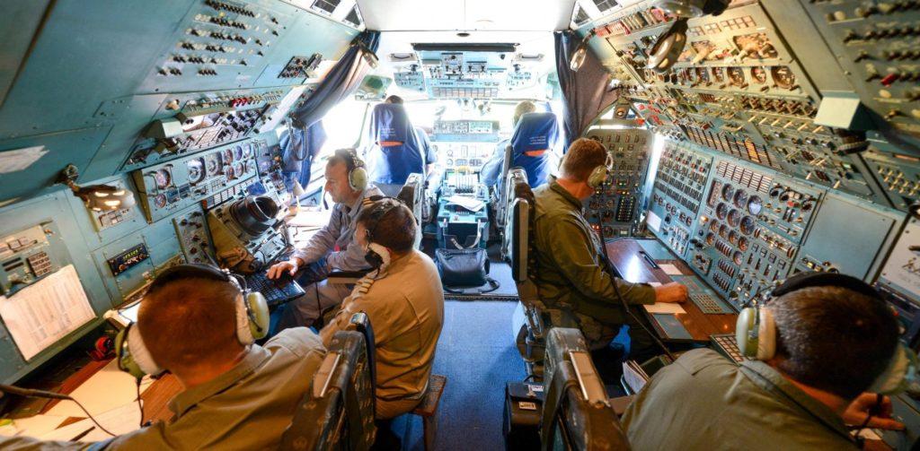 An-225 Instrumentos Operadores Cabine Imagem Antonov