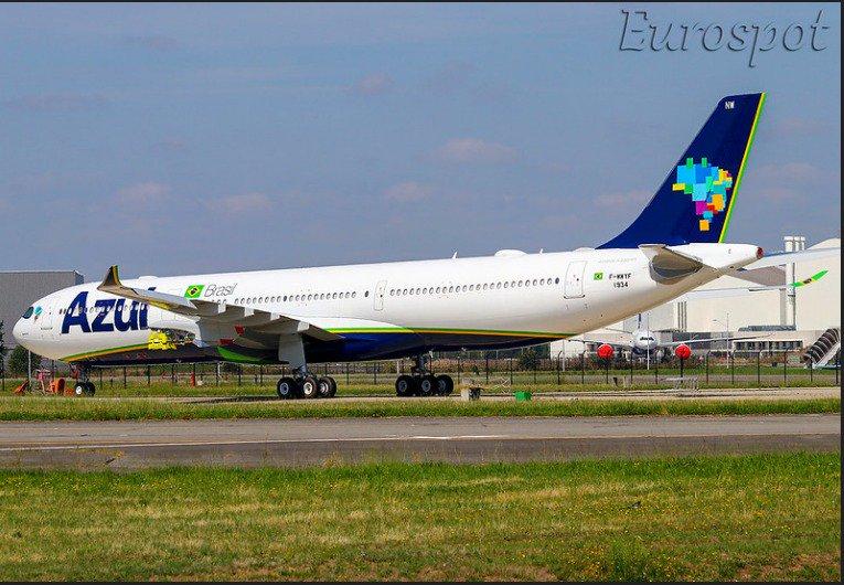 A330neo Azul