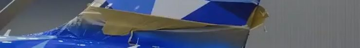Vídeo Etihad Pintura 787 Manchester City