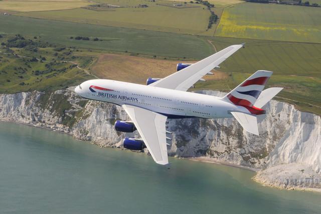 Reino Unido Trump A380