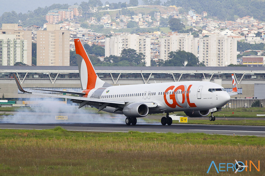 GOL 737 Delta