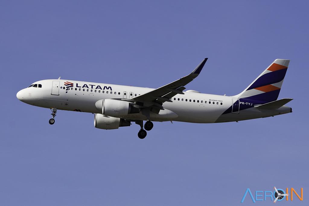 A320 LATAM Brasil