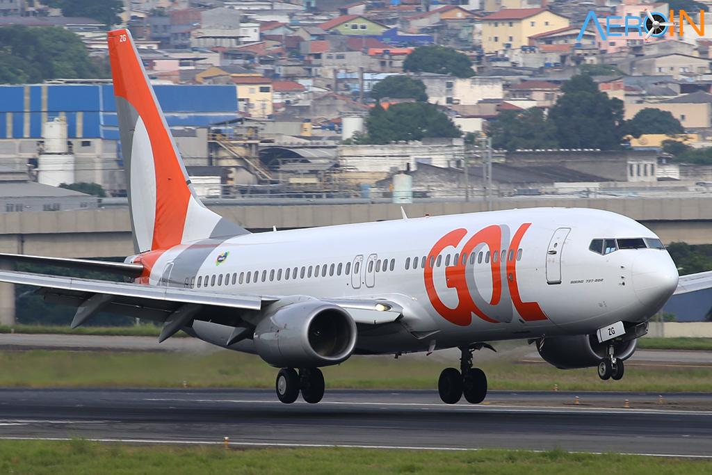 Avião Boeing 737-800 GOL Incidente Decolagem Brasília