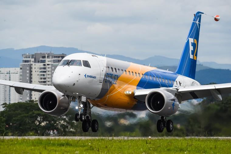 Embraer E175-E2 Boeing
