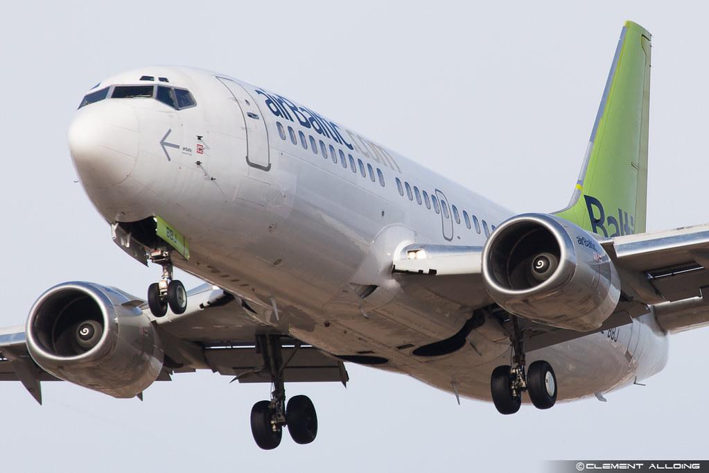 Boeing 737 Aviões Clássicos
