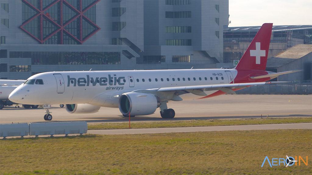 Embraer E190-E2 Helvetic