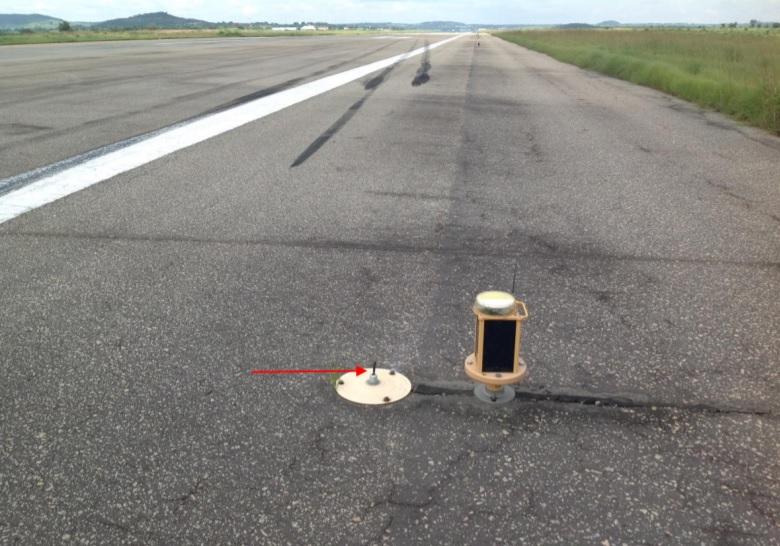 Incidente 747 Max Air Peregrinos Lâmpada Quebrada