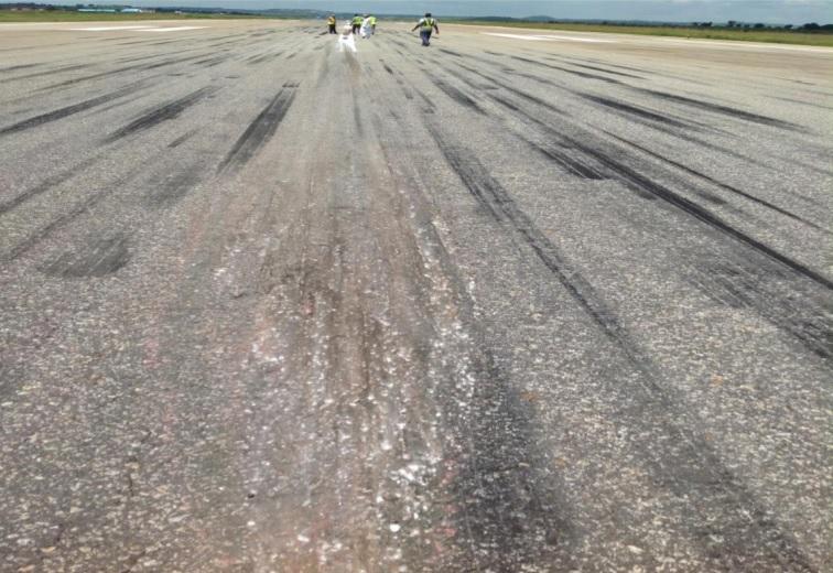 Incidente 747 Max Air Peregrinos Marca Motor