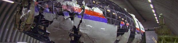 Reconstrução MH17 Malaysia 777 Derrubado