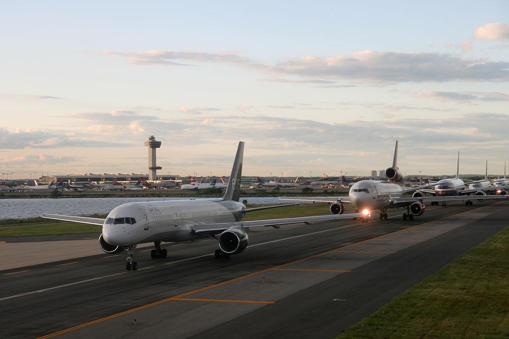 Aeroporto Nova York JFK Giorgio Montersino