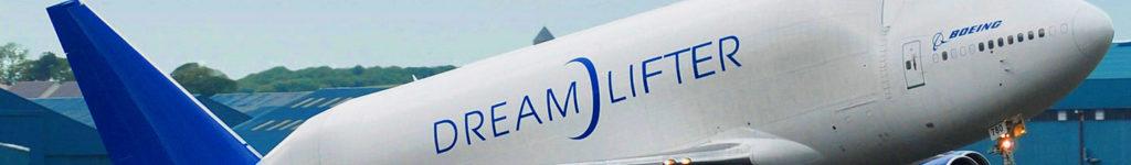 Avião Boeing 747 Dreamlifter