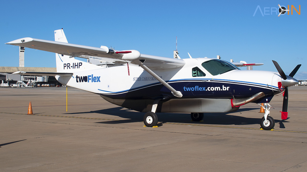Avião Cessna C208 Caravan Cargomaster Two Flex