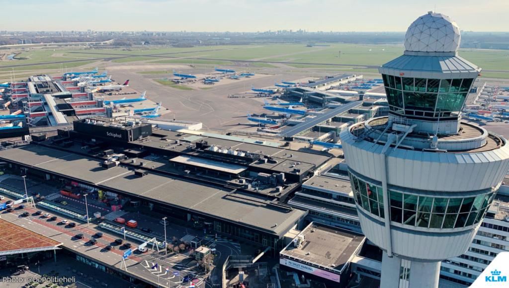 Pontes Aéreas KLM AMS