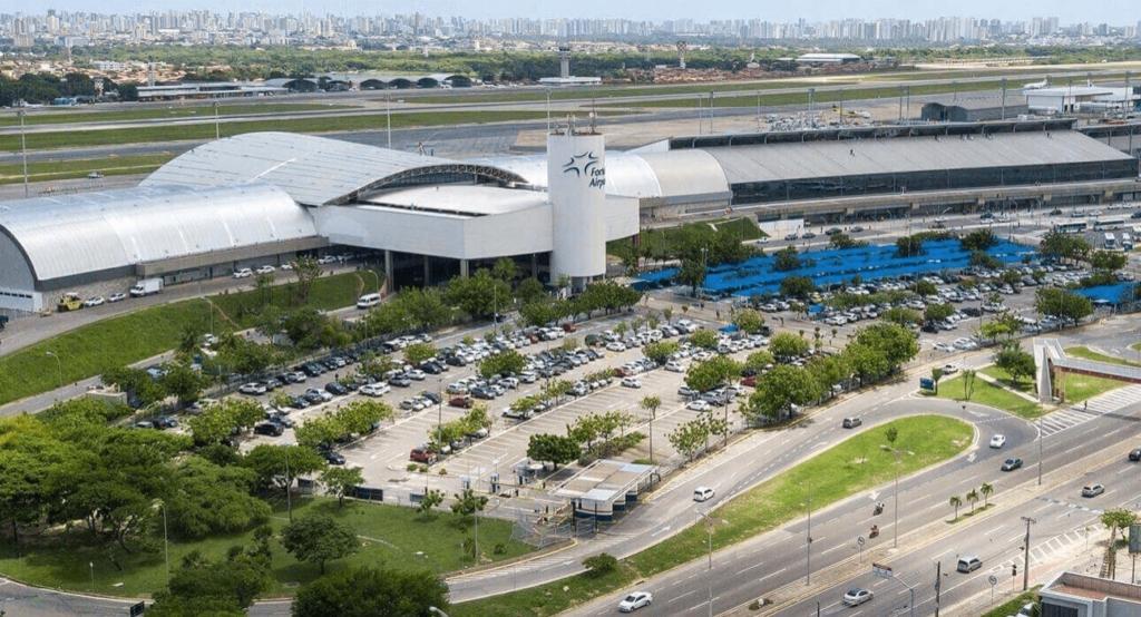 Aeroporto Fortaleza Estacionamento e Terminal