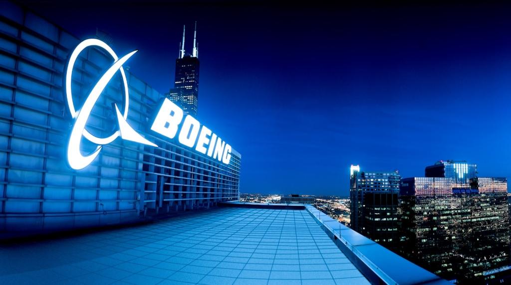 Boeing Prédio Administrativo