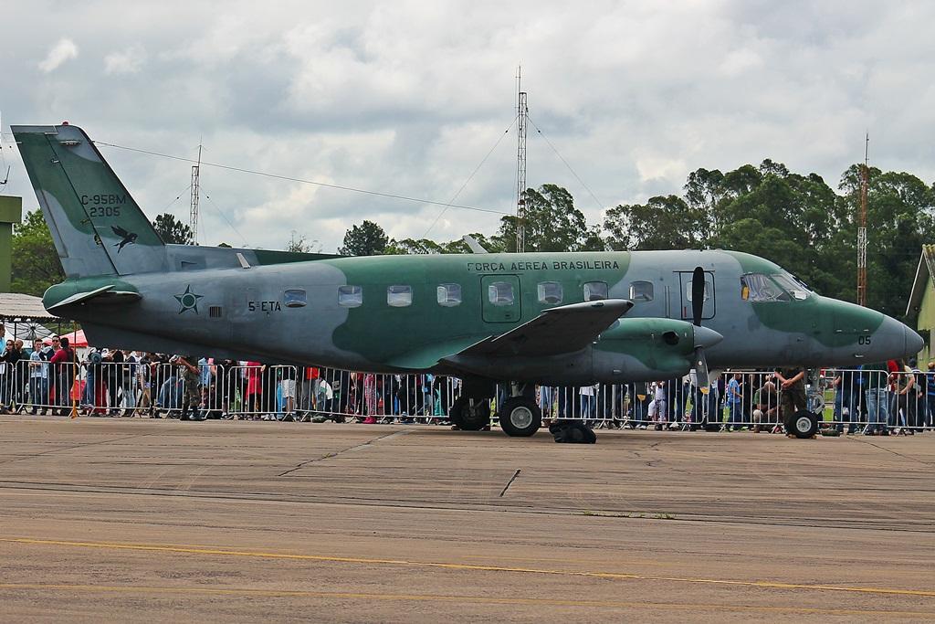 Avião C-95BM EMB-110 Forca Aerea Brasileira FAB