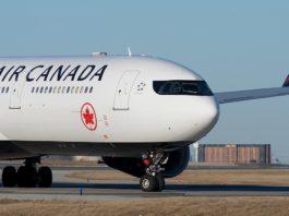 Avião Airbus A330-300 Air Canada