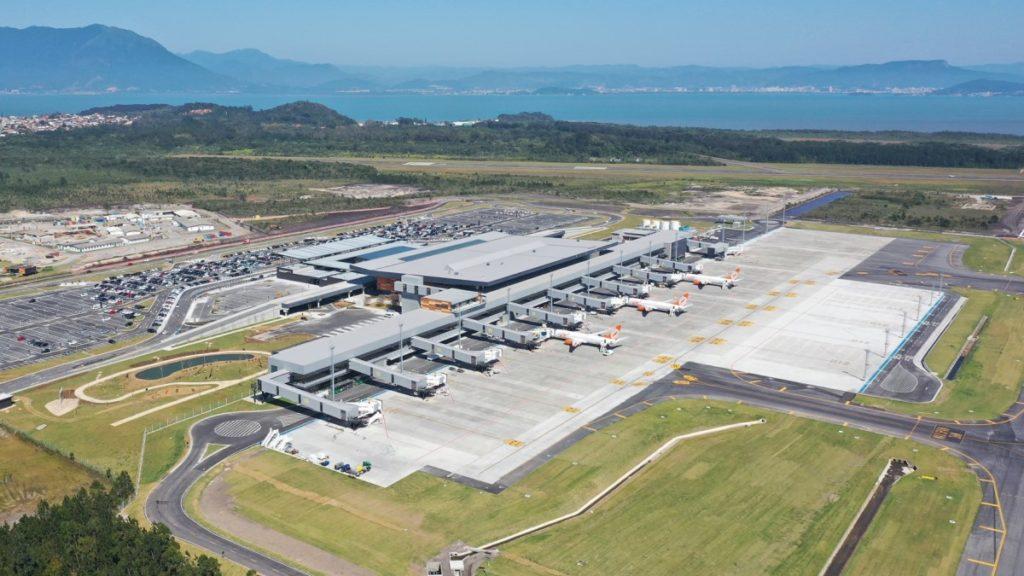 Aeroporto Florianópolis Hercílio Luz