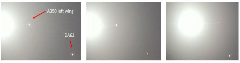Relatório Final GCAA Câmera Queda DA62 Turbulência A350