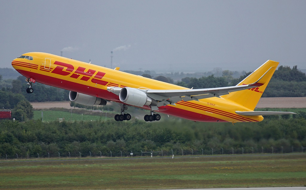 Boeing 767 DHL