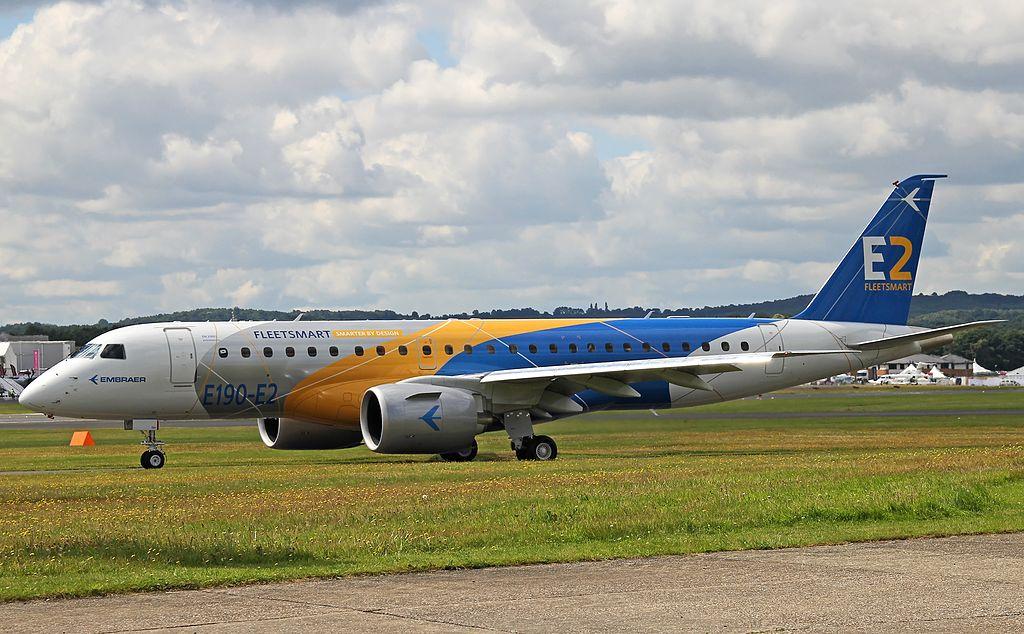 Avião Embraer E190-E2