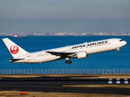 Avião Boeing 767-300 JAL Japan Airlines