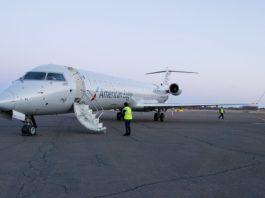 Avião Bombardier CRJ-900 PSA American Airlines