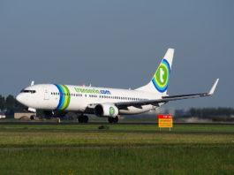 Avião Boeing 737-800 Transavia