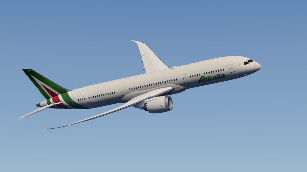 Alitalia 787