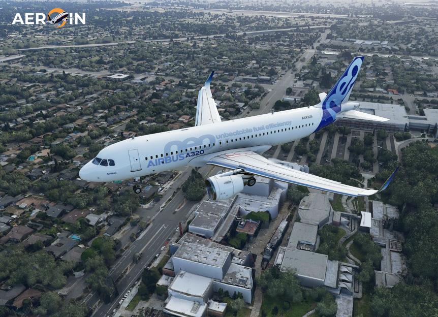 Flight Simulator A320neo