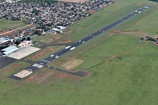 Aeroporto Uberlândia Infraero