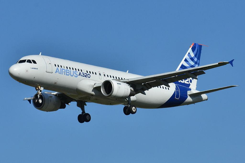 Avião Airbus A320 A320ceo