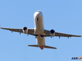Avião Airbus A321
