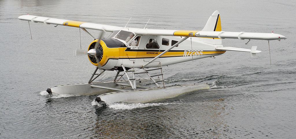 Avião De Havilland DHC-2 Beaver