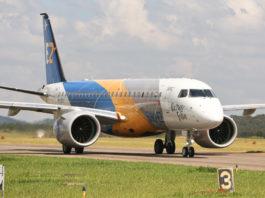 Avião Embraer E190 E2
