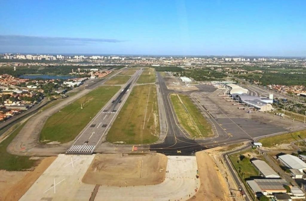 Fraport Brasil Aeroporto Fortaleza