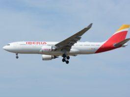 Avião Airbus A330-200 Iberia