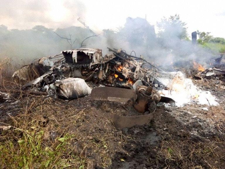 Acidente Antonov AN-26 Sudão do Sul