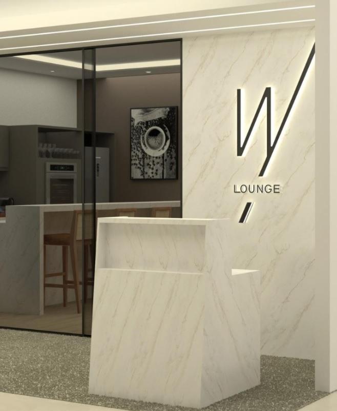 Infraero Londrina Sala VIP W Lounge