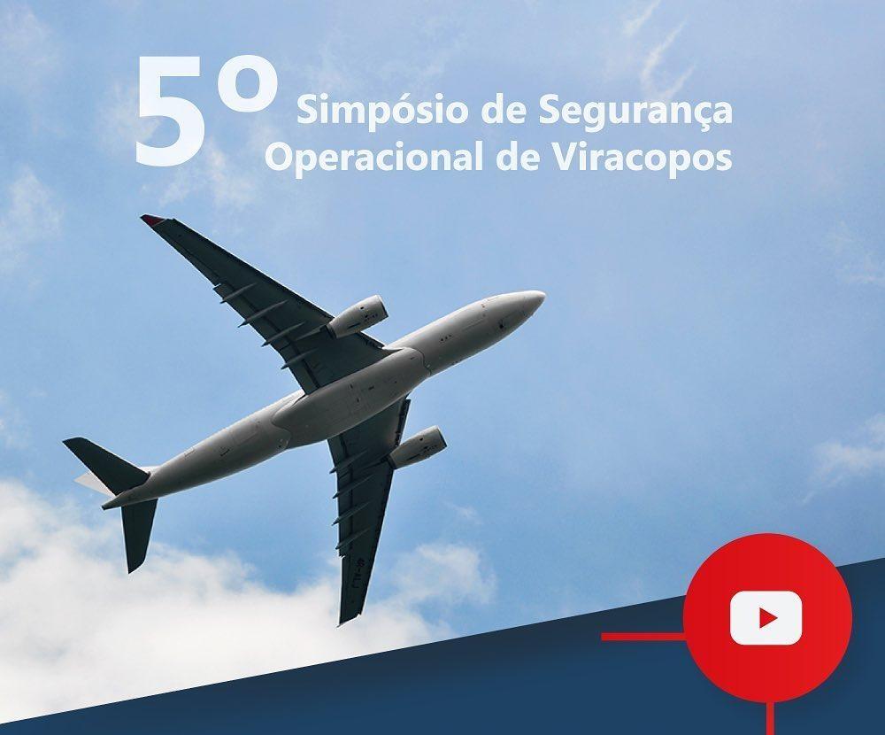 Aeroporto Viracopos 5º Simpósio Segurança Operacional 2020