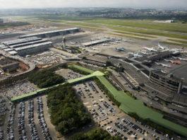Aeroporto Guarulhos GRU Aiport