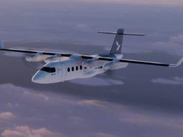 Avião Elétrico ES-19 Heart Aerospace