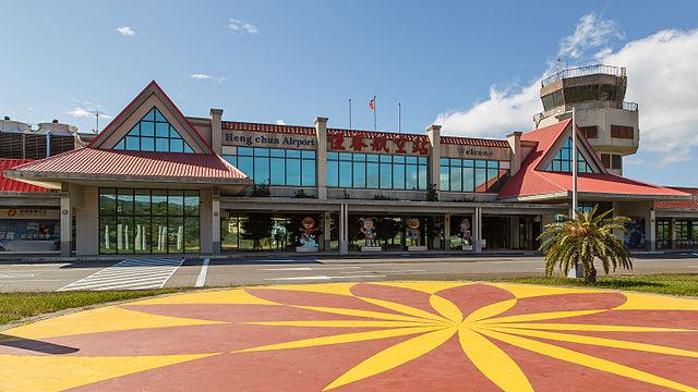 Aeroporto Hengchun Taiwan