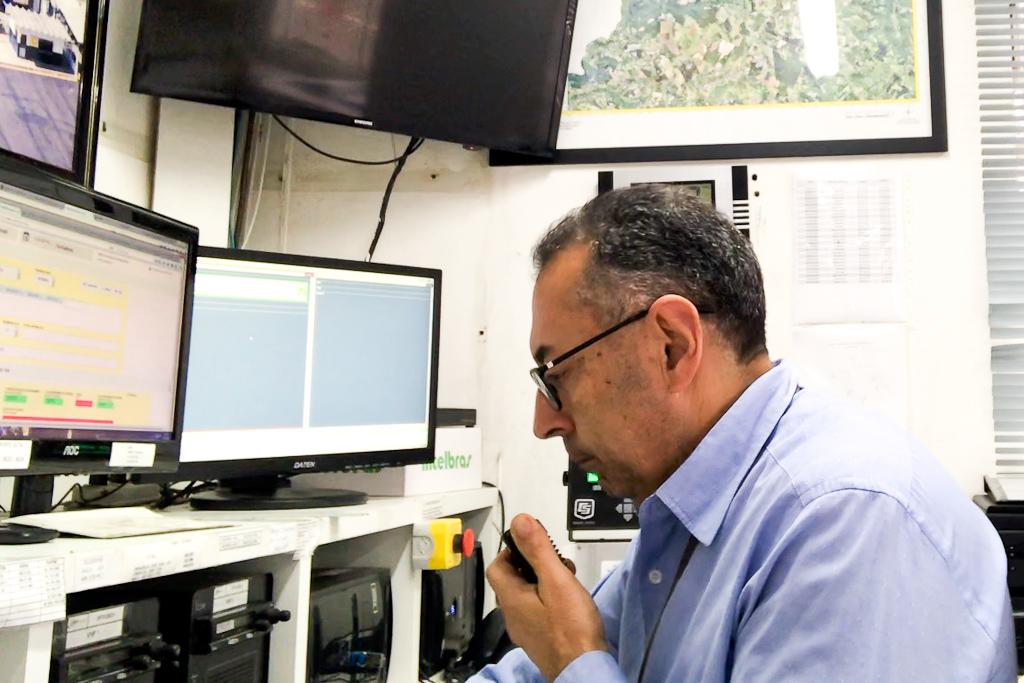 Operador de Estação Aeronáutica Rádio Chapecó