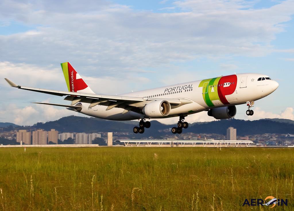 Avião Airbus A330-200 TAP Air Portugal