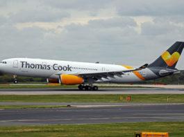 Avião Airbus A330-200 Thomas Cook